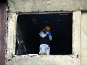 Başkent'te korkunç yangın: 5 ölü!