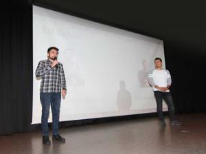Bilinçli teknoloji kullanımı konulu konferans verildi