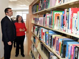 Bilkent Erzurum Okulları Vali Memiş'i ağırladı...