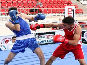 Boksun şampiyonları Erzurum'da