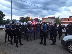 Bursa'da silahlı çatışma: 1 polis memuru şehit oldu