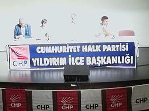 CHP toplantısında ortalık karıştı, yumruklar konuştu