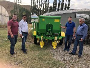 Çiftçilere yüzde 75 destekli buğday tohumu