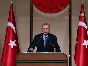 Cumhurbaşkanı Erdoğan'dan istihdam müjdesi