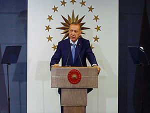 Cumhurbaşkanı Erdoğan'dan zafer konuşması