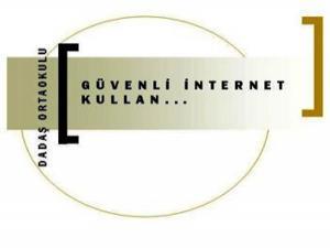 Dadaşköy'de bilinçli internet kullanımı semineri