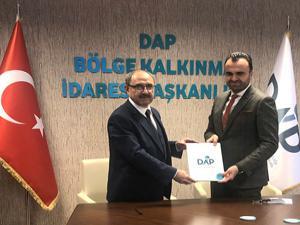 DAP ile DAKA arasında 'Meyvecilik' protokolü