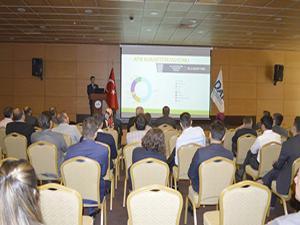 DAP ve TÜİK personeline 'Sıfır Atık Eğitimi'