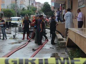 Darıca'daki sel felaketinde 1 kişi hayatını kaybetti