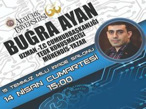 Dijital gelecek Erzurum'da konuşulacak