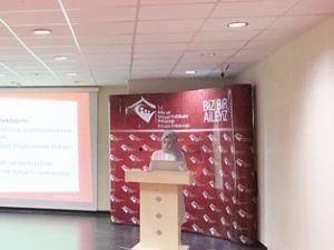 Din görevlilerine 'Çocuğa Yaklaşım' semineri düzenlendi