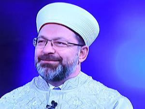 Diyanet İşleri Başkanı Erbaş: '9 bin 500 din görevlisi alacağız'