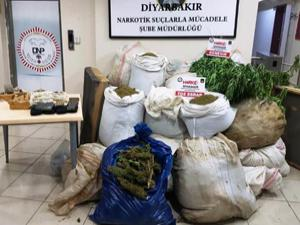 Diyarbakır'da zehir tacirlerine toprağın altında da geçit yok