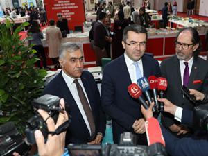 Doğu Anadolu Erzurum 2. Kitap Fuarı açıldı