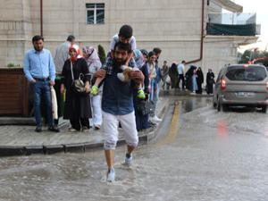 Doğu'ya sağanak yağış uyarısı