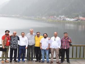 EGC'den Karadeniz çıkarması