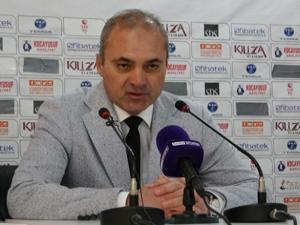 Erkan Sözeri: 3 puan için gelmiştik