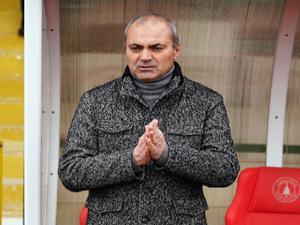 Erkan Sözeri: Hedef Erzurumspor'u Süper Lig'e çıkarmak