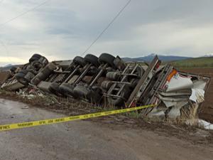 Erzincan-Erzurum karayolunda feci kaza: 1 ölü