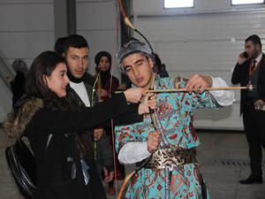 Erzurum 1. Gençlik Şöleni açılışı yapıldı