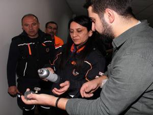 Erzurum AFAD'a yeni birim