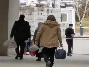 Erzurum'da 20 hasta alkışlarla taburcu oldu