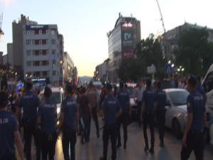 Erzurum'da Afganlı gerginliği