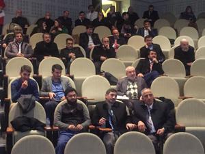 Erzurum'da Anka Temel Personel Eğitimi