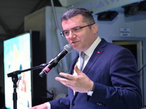 Erzurum'da Bilim Fuarı açılışı