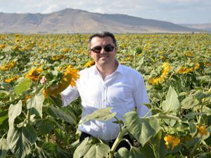 Erzurum'da çiftçilere büyük destek