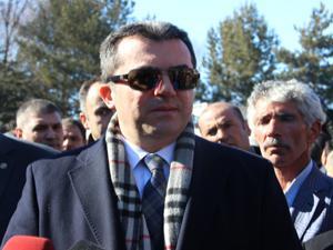 Erzurum'da çiftçilerin tohum izdihamı