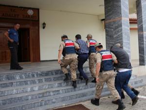 Erzurum'da hayvan hırsızları yakayı ele verdi