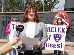 Erzurum'da Hemşireler Günü kutlaması