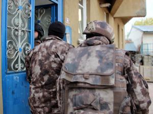 Erzurum'da uyuşturucu satıcılarına 'şafak' operasyonu