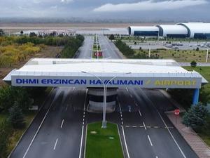 Erzurum-Erzincan'dan uçuyor