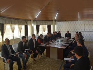 Erzurum GHSİM 2026'yı tüm ilçelerde tanıtacak