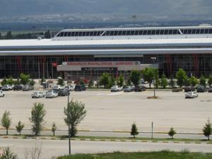 Erzurum Havalimanı'nda 84 bin 70 yolcuya hizmet verildi