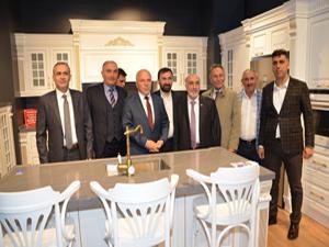 İnşaat Sektörünün kalbi Erzurum'da atıyor