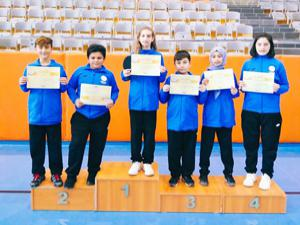 Erzurum Masa Tenisi'nde yarı finalde