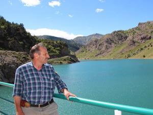 Erzurum Oltu Sivridere Sulama Barajında sona gelindi