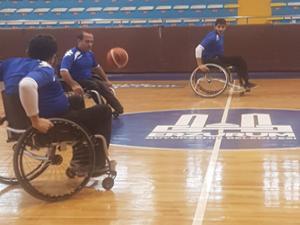 Erzurum'un ilk tekerlekli sandalye Basketbol takımı kuruluyor