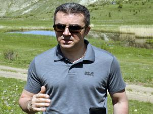 Erzurum'un Yüzen Adaları turizme hazırlanıyor