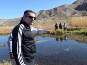 Erzurum'un yüzen adaları turizme kazandırılacak