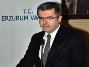 Erzurum Valisi Okay Memiş uyardı...