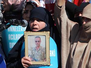 Erzurumlu annelerden Diyarbakır'daki annelere destek