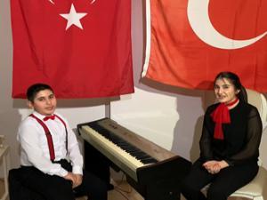 Erzurumlu öğrencilerden 19 Mayıs'a özel klip