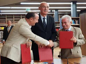 İBTAV ile ETÜ işbirliği protokolü imzaladı