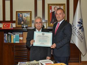 ETÜ 'Leed Silver' sertifikası aldı