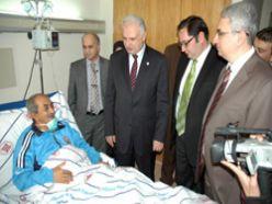 Erzurum'da iki başarılı organ nakli gerçekleşti