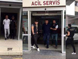 Eylem hazırlığındaki 12 PKK'lı yakalandı